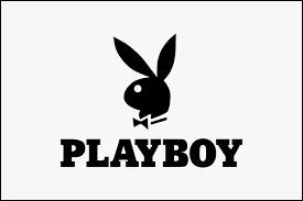 """""""Playboy"""" est un magazine destiné aux hommes."""