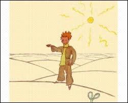 Complétez : 'Ce qui embellit le désert, dit le Petit Prince, ' :