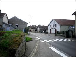 Notre balade dominicale commence en Haute-Saône, à Demangevelle. Nous sommes en région ...
