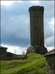 Nous sommes maintenant en Auvergne-Rhône-Alpes devant la tour de la Clauze, à Grèzes. Village de l'arrondissement de Brioude, il se situe dans le département ...