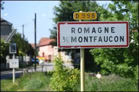 Nous sommes dans le Grand-Est à l'entrée de Romagne-sous-Montfaucon. Village de l'arrondissement de Verdun, il se situe dans le département ...