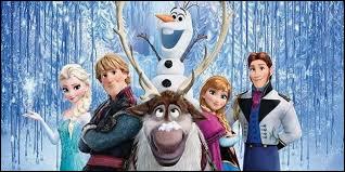 """Qui double la voix originale d'Olaf dans """"La Reine des neiges"""" ?"""