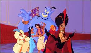 Comment se termine l'histoire pour Jafar ?