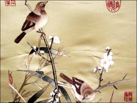 Dialecte chinois parlé au Hunan :