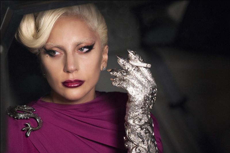 Quel est ce personnage joué par Lady Gaga ?