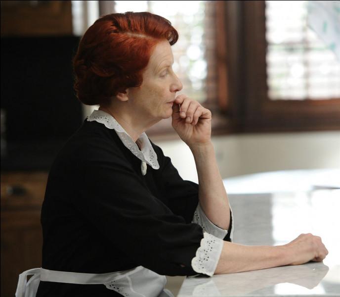 Quel est ce personnage joué par Frances Conroy ?