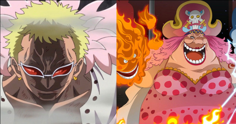 Qui étaient les fournisseurs de smile officiel de Kaido ?