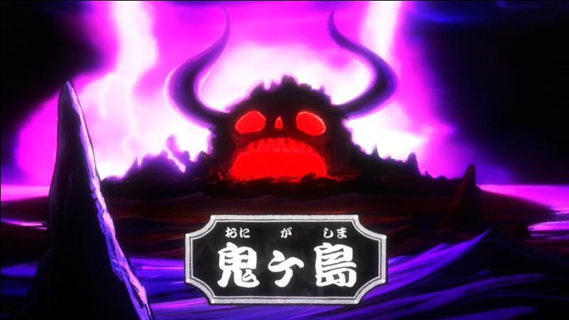 Comment s'appelle le QG de Kaido ?