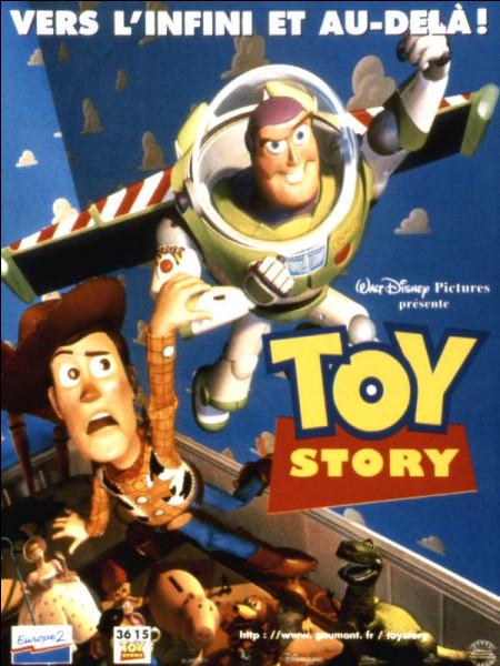 """Qui est le réalisateur du film """"Toy Story"""", sorti en 1995 ?"""