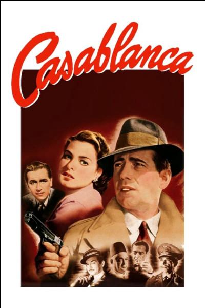 """Qui est le réalisateur du film """"Casablanca"""", sorti en 1942 ?"""