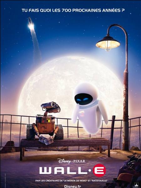 """Qui est le réalisateur du film """"Wall-E"""", sorti en 2008 ?"""