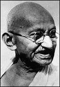 Que Gandhi ne fut-il pas ?