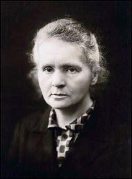 Que Marie Curie ne fut-elle pas ?