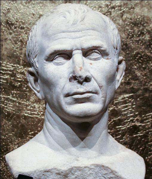 Que Jules César ne fut-il pas ?