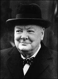 Que Winston Churchill ne fut-il pas ?