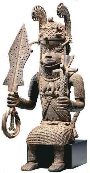 Dieu ou déesse de la mythologie africaine ?
