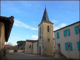 Commune Landaise, dans le vignoble de Tursan, Sarraziet se situe en région ...
