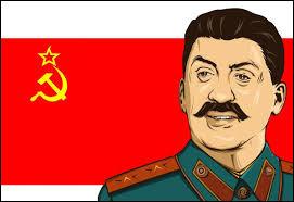 Quel célèbre dictateur a dirigé l'URSS du milieu des années 1920 à 1953 ?
