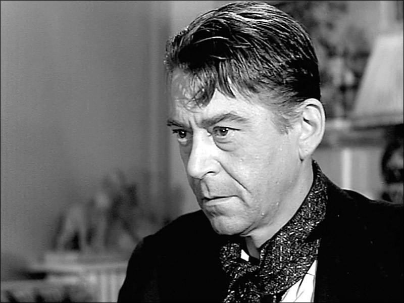 """Il a débuté au théâtre et au cinéma dans les années 30, joue dans """"Du rififi chez les hommes"""" de Jules Dassin (1955), """"La fièvre monte à El Pao"""" de Luis Buñuel, """"L'Homme de Rio"""" : c'est ..."""