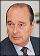 Quel est le prénom du président Chirac ?