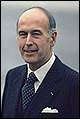 Quel est le prénom du président Giscard-d'Estaing ?