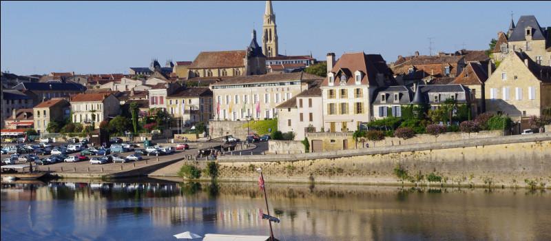 Dans quel département se situe Bergerac ?