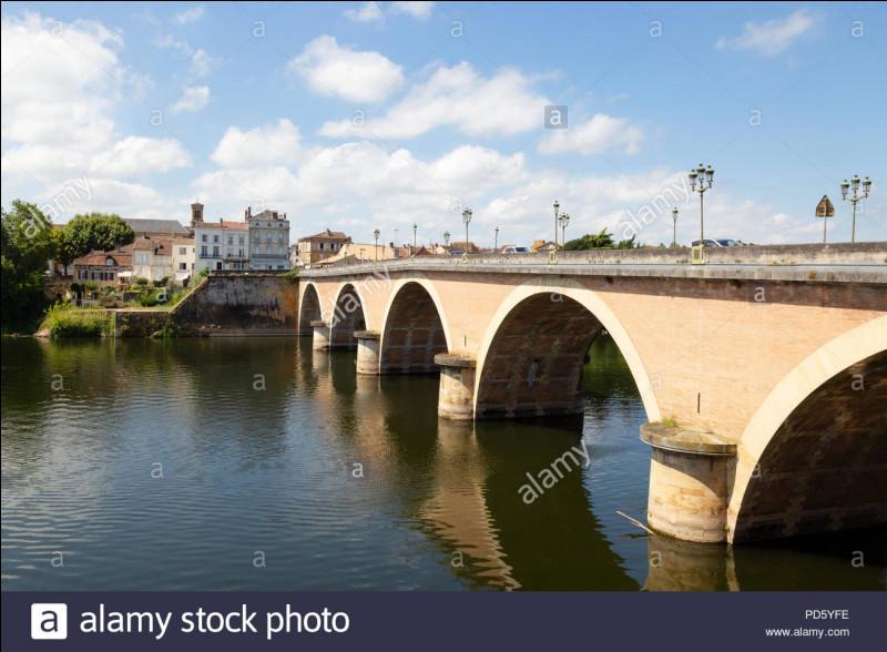 Quelle est la superficie de Bergerac ?