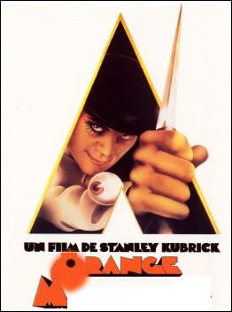 Quel est le titre de ce film d'anticipation de 1971, écrit et réalisé par Stanley Kubrick ?