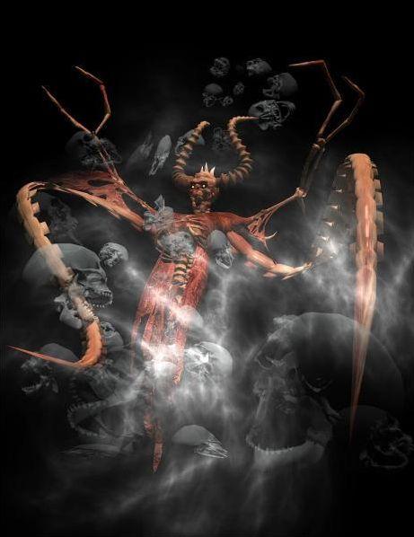 Les boss de Diablo 2