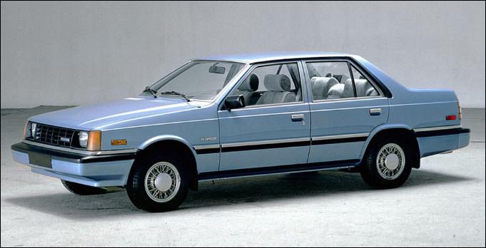Pays asiatique peu connu pour ses productions automobiles, ce modèle a été produite sur la base d'un modèle Ford. Pouvez-vous me nommer cette voiture sud-coréenne ?