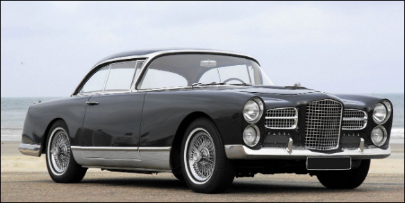 Cette voiture de grand tourisme luxueuse, produite par un manufacturier originaire d'Eure-et-Loir, a eu 10 ans d'existence. Saurez-vous me nommer cette automobile ?