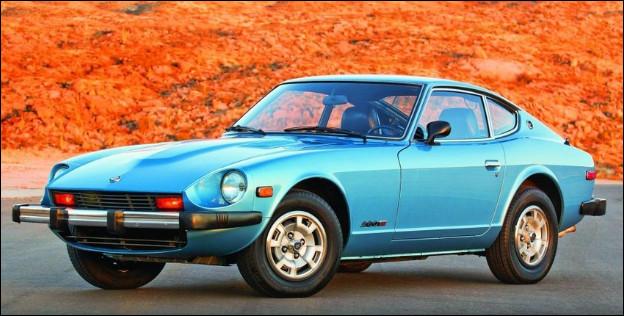 À première vue, j'ai du mal à nommer ce coupé nippon qui ressemble beaucoup à certaines de ses aînées et à une certaine Jaguar Type E. Quel est son nom ?