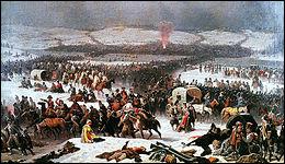 Napoléon 1er fut-il vainqueur de la bataille de la Bérézina en novembre 1812 ?