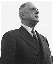 Charles de Gaulle fut-il président du Conseil des ministres sous la Quatrième République ?