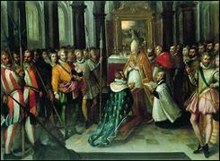 Henri IV fut-il sacré roi de France à Reims ?