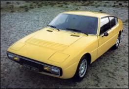 Ce modèle Matra-Simca est-il une Murena ?