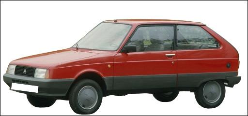 Ce modèle Citroën est-il une AX ?