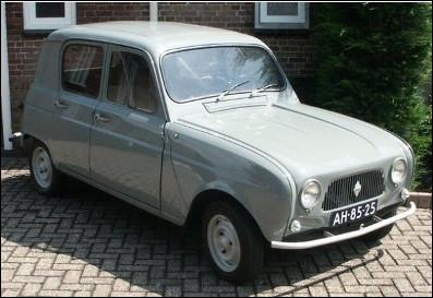 Ce modèle Renault est-il une R3 ?