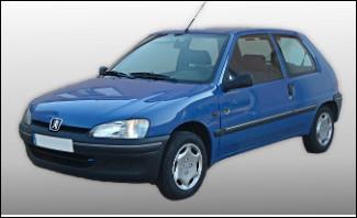 Ce modèle Peugeot est-il une 105 ?