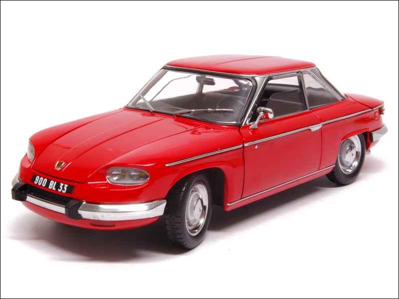 Ce modèle Panhard est-il une PL 17 ?