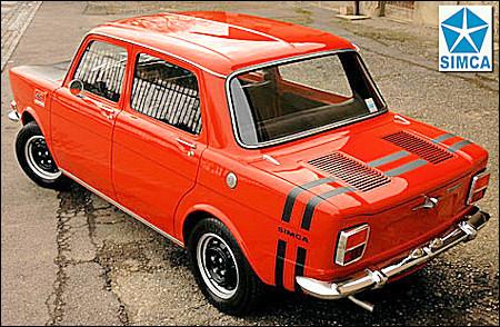 Ce modèle Simca est-il une 1200 S ?