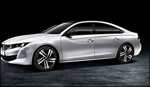 Ce modèle Peugeot est-il une 508 ?
