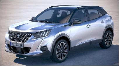 Ce modèle Peugeot est-il un SUV 3008 ?