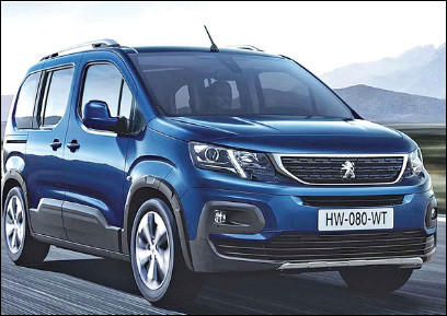 Ce modèle Peugeot est-il un Rifter ?