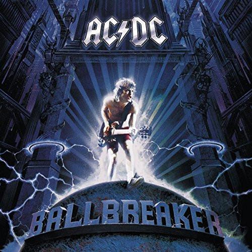 ''Ballbreaker'' d'AC/DC, 1995