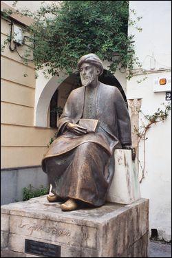 Quel rabbin, médecin et philosophe, marqua durablement la culture juive ?