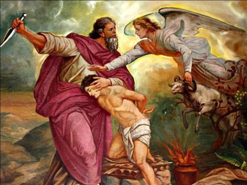 Quel prophète est considéré, dans la Bible, comme le père du monothéisme ?