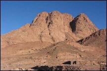 Sur quel mont, Moïse a-t-il reçu les 10 Commandements ?
