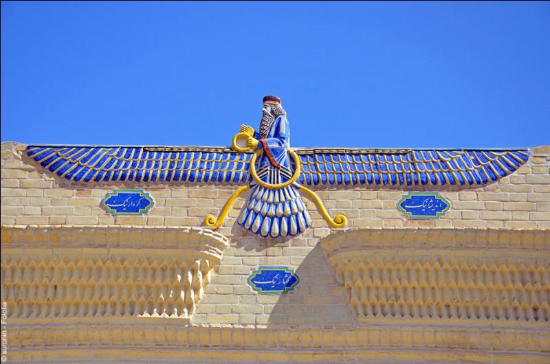 Le zoroastrisme a été la religion officielle de l'empire perse. Comment s'appelle son fondateur ?