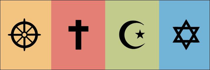 Quelle est la religion qui compte parmi elle le plus d'adeptes ?